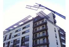 Пергола на жилищана сграда